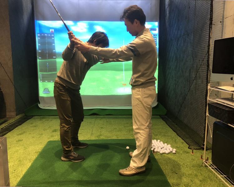 最新鋭ゴルフシミュレータ
